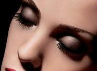 эффект дымчатых глаз