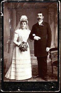 Erinnerungen an eine Hochzeit