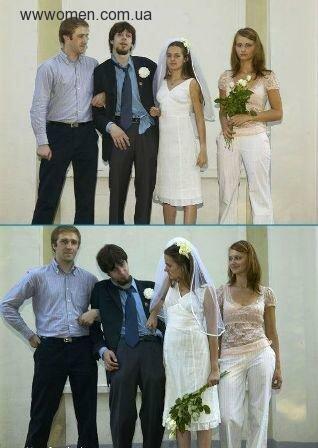 Приколы про свадьбу фото