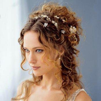 Прически на длинные волосы свадебные вечерние фото.
