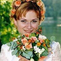 Свадебные прически