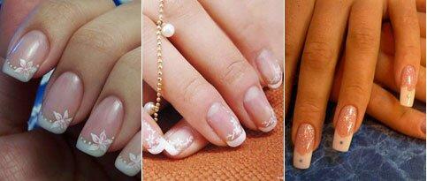 Сваденые ногти дизайн