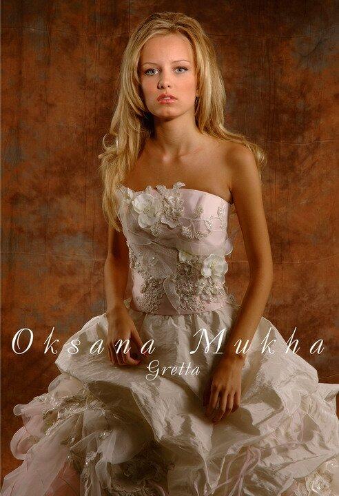 Дизайнер оксана муха свадебные платья