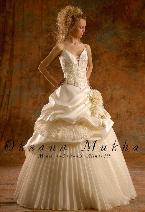 b43ef4dfbe0 Свадебные платья Оксаны Мухи (Oksana Mukha)