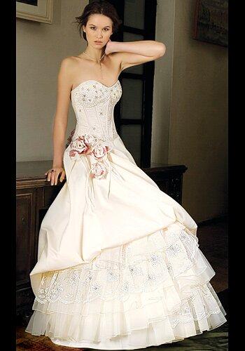 Свадебная  на 2008 год