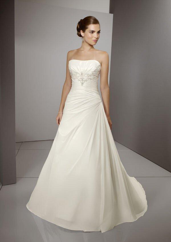 Свадебного платья а силуэт a line