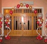 Фото по оформлению зала для свадьбы